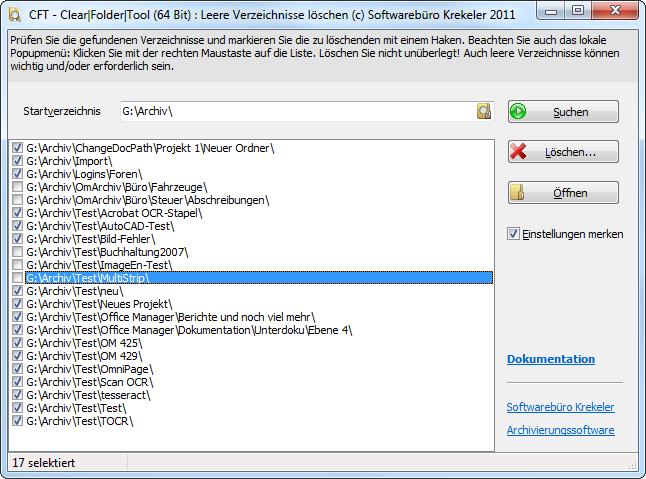CFT - Clear|Folder|Tool