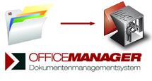 Business-Lösung für übersichtliches Dokumentenmanagement und elektronische Archivierung